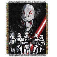 Star Wars Rebel Storm Tapestry Throw