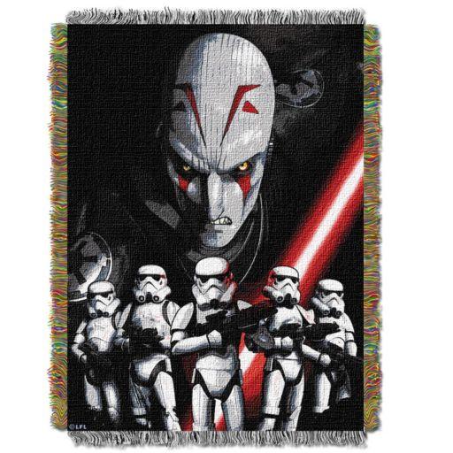 Star Wars Rebel Storm Tapestry Throw