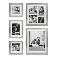 Manor Lane Picture Frame 5 pc Set