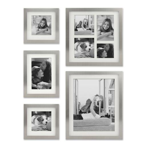 Manor Lane Picture Frame 5-piece Set