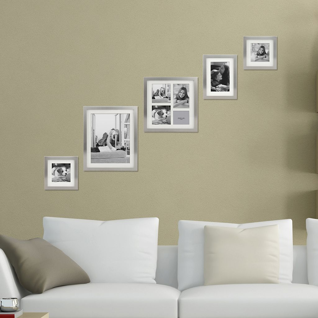 Manor Lane Picture Frame 5-piece Set