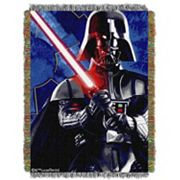 Star Wars Sith Lord Tapestry Throw