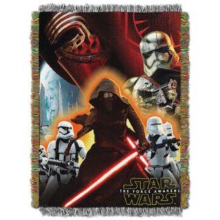 Star Wars: Episode 7 Ground Invasion Tapestry Throw