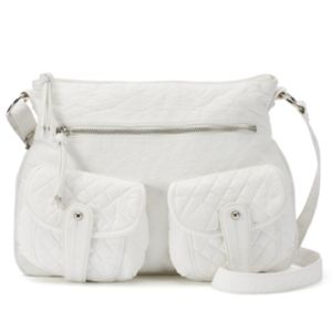 Candie's® Bailey Quilted Hobo