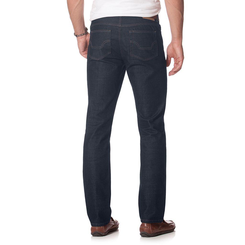 Men's Chaps 5-Pocket Slim Straight-Fit Jeans
