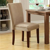 HomePop Parsons Dining Chair 2-piece Set