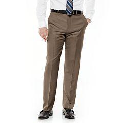 Men's Croft & Barrow® Classic-Fit Performance Khaki Pants
