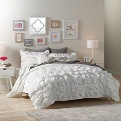 lauren conrad bathroom. LC Lauren Conrad Ella Comforter Set Clearance Bed  Bath Kohl s