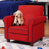 HomePop Juvenile Accent Chair