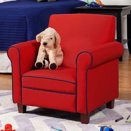 HomePop Juvenile Accent Chair