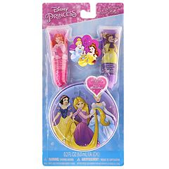 Disney Princess 2 pkLip Gloss Set