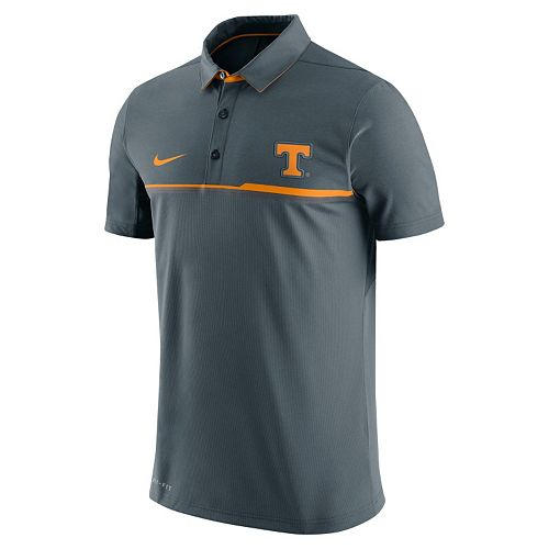 Men's Nike Tennessee Volunteers Elite Coaches Dri-FIT Performance Polo