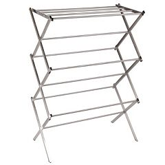 Household Essentials X-Frame Folding Dryer