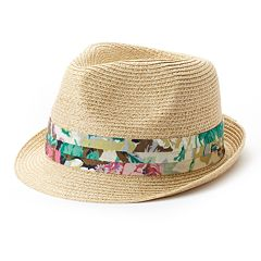 Women's SONOMA Goods for Life™ Floral Fedora