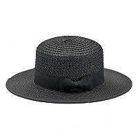 Women's SONOMA Goods for Life™ Straw Panama Hat