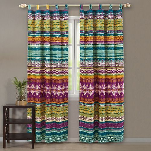 Southwest 2-pack Window Curtains - 42'' x 84''