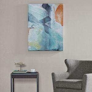 Madison Park Blue Skies Gel Coat Canvas Wall Art