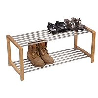 Household Essentials 2 tier Shoe Rack
