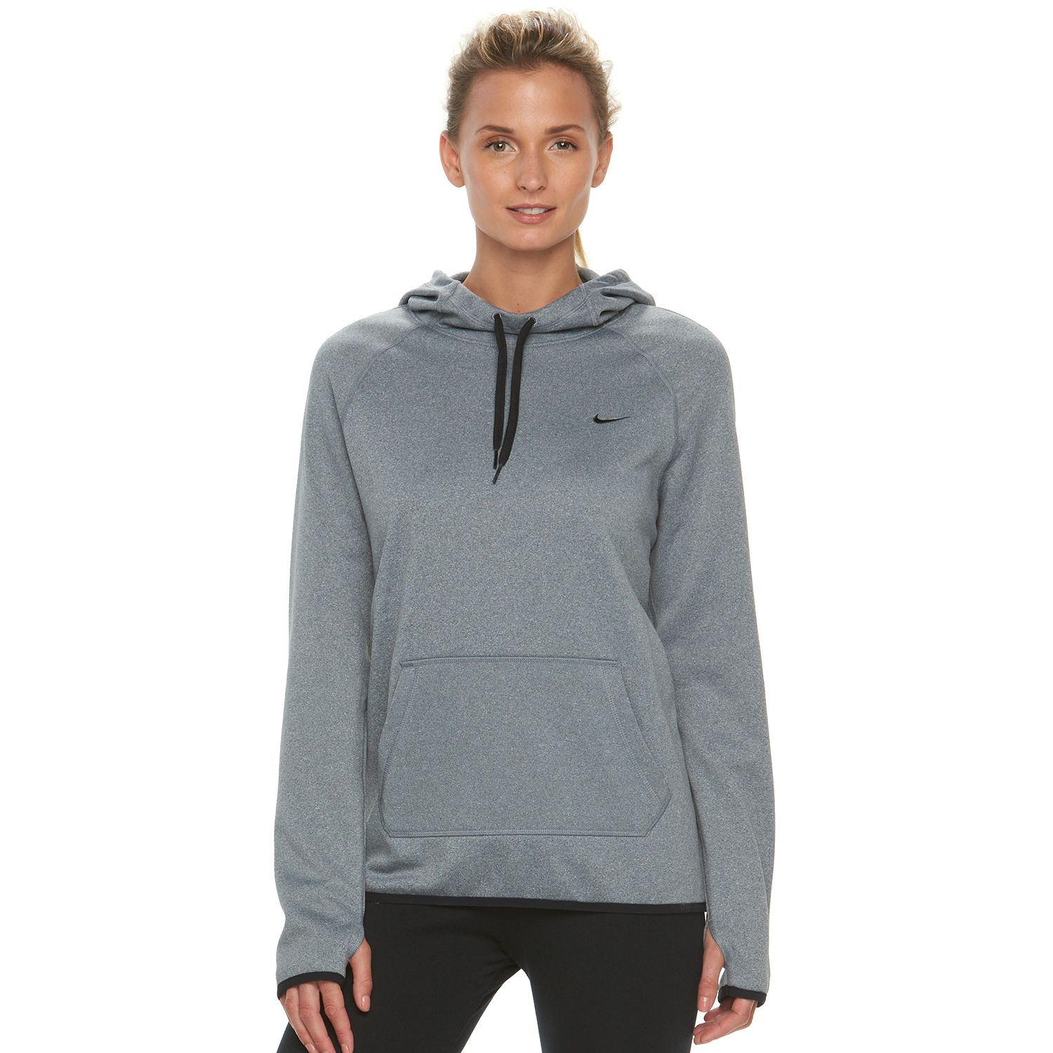 Womens Nike All-Time Workout Hoodie