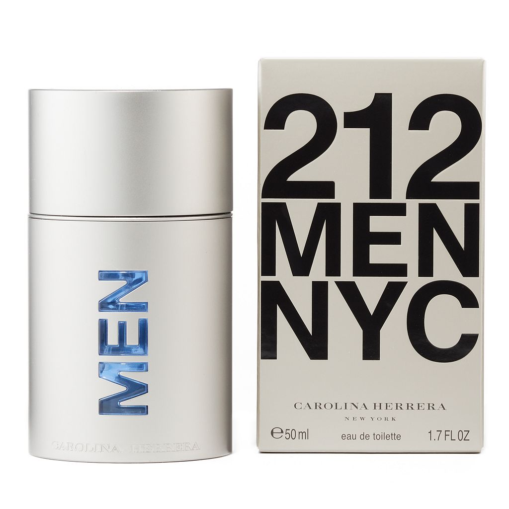 Carolina Herrera 212 Men's Cologne - Eau de Toilette