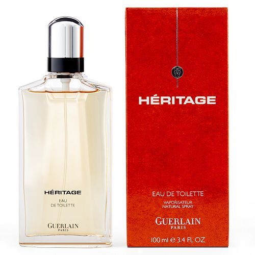 Heritage by Guerlain Men's Cologne