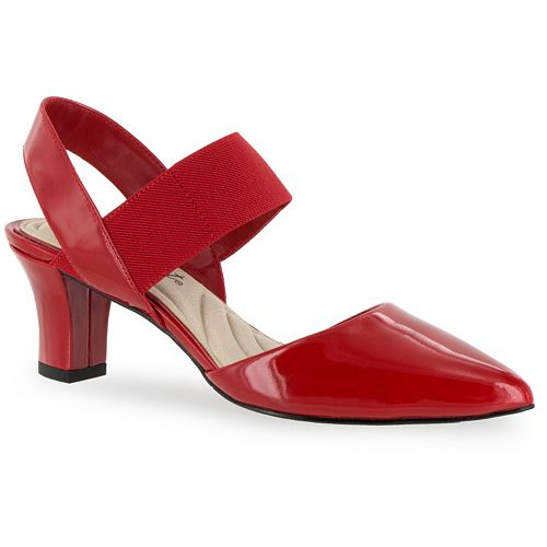 4568a44bfe7 Easy Street Vibrant Women's High Heels