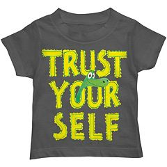 Disney / Pixar The Good Dinosaur 'Trust Yourself' Arlo Baby Tee