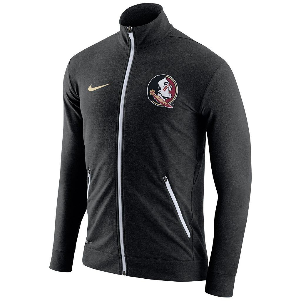 Men's Nike Florida State Seminoles Dri-FIT Touch Jacket