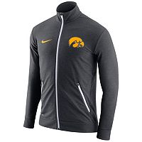 Men's Nike Iowa Hawkeyes Dri-FIT Touch Jacket