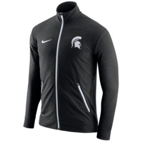 Men's Nike Michigan State Spartans Dri-FIT Touch Jacket