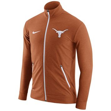 Men's Nike Texas Longhorns Dri-FIT Touch Jacket