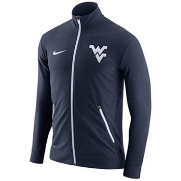 Men's Nike West Virginia Mountaineers Dri-FIT Touch Jacket