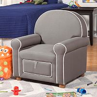 HomePop Juvenile Storage Chair