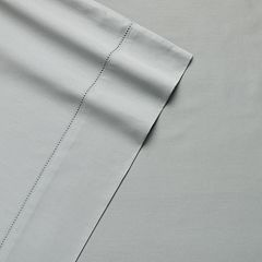 Grand Collection 4-piece 600 Thread Count Hemstitch Sheet Set