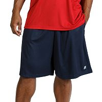 Big & Tall Russell Athletic Elastic-Waist Shorts