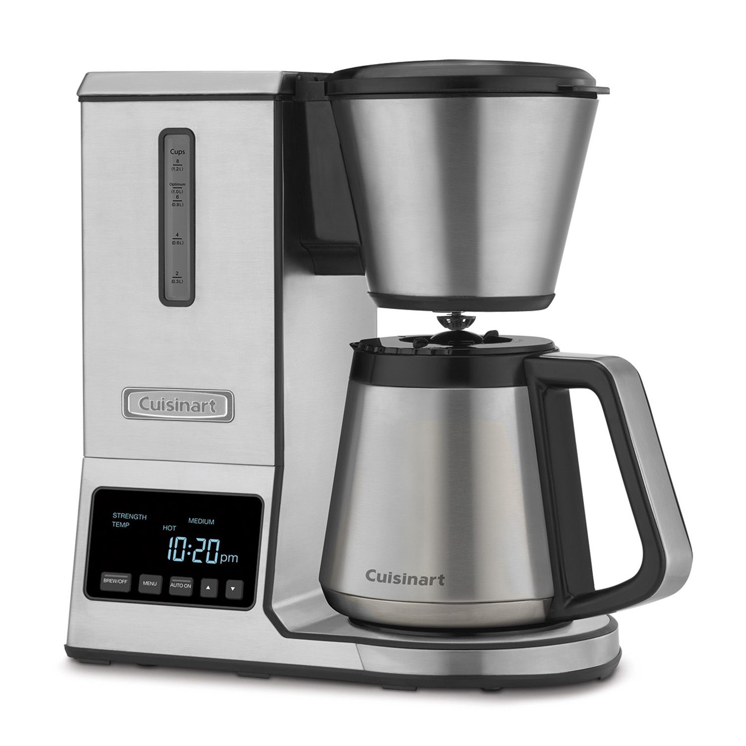 cuisinart pourover coffee brewer with thermal carafe - Thermal Carafe