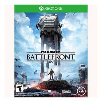 Start Wars Battlefront for Xbox One
