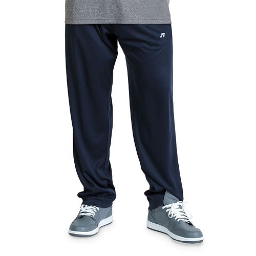 Big & Tall Russell Athletic Dri-Power Solid Pants