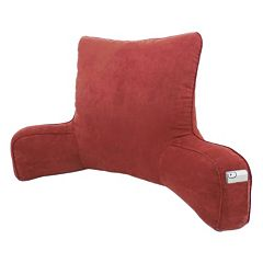 Elements Suede Oversized Backrest Pillow