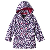 Girls 4-6x Towne by London Fog Trench Coat