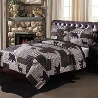 Remington Upper Peninsula Quilt Set