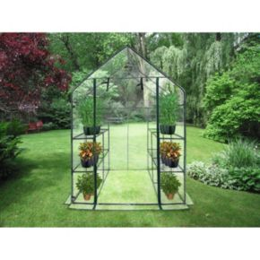 Ogrow Deluxe 12-Shelf Walk-In Portable Greenhouse