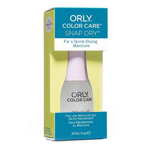 Orly Color Care Snap Dry Nail Treatment