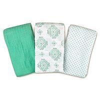 SwaddleMe 3-pk. Muslin Blankets
