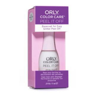 Orly Color Care Peel It Off Basecoat Nail Treatment