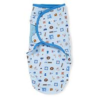 Baby Boy SwaddleMe Adjustable Infant Swaddle