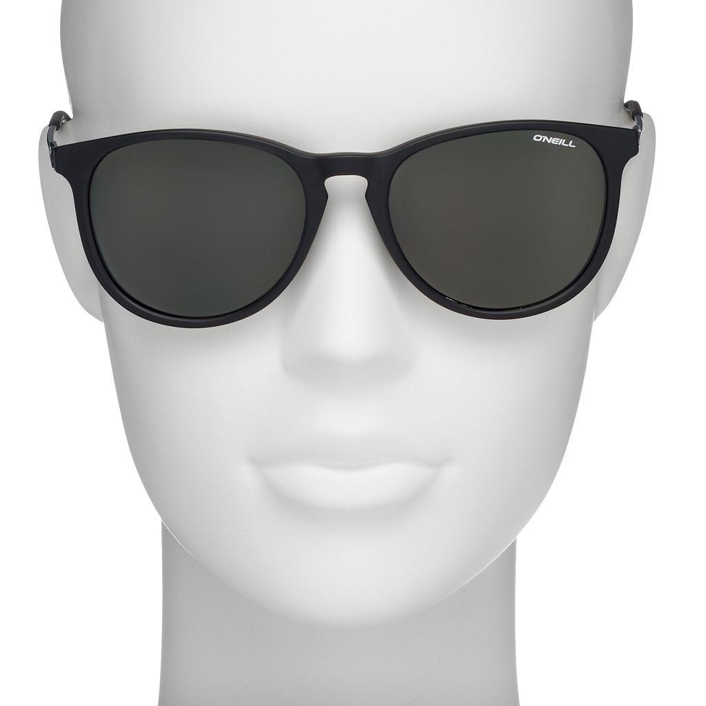 Women's O'Neill Shell Round Polarized Sunglasses
