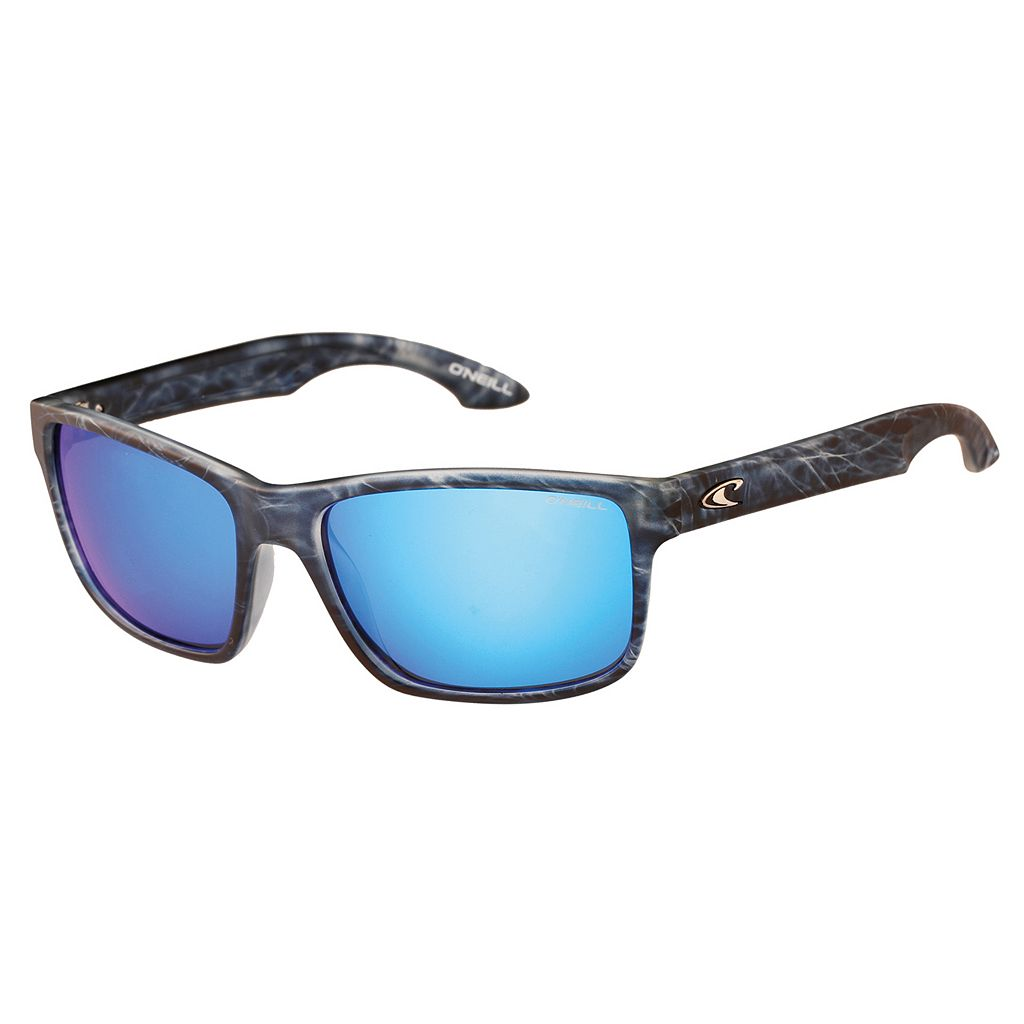 Unisex O'Neill Mirrored Square Sunglasses