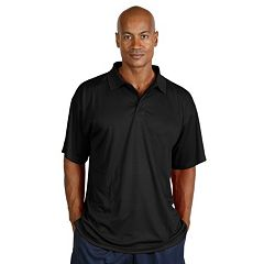 Big & Tall Russell Athletic  Dri-Power Easy-Care Performance Polo