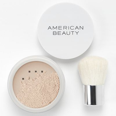 American Beauty Perfect Mineral Powder Makeup